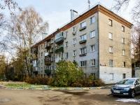 Бабушкинский район, улица Менжинского, дом 19 к.2. многоквартирный дом