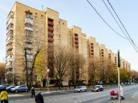 Бабушкинский район, улица Менжинского, дом 21. многоквартирный дом