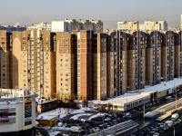 Бабушкинский район, улица Менжинского, дом 23 к.1. многоквартирный дом