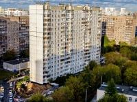 Бабушкинский район, улица Менжинского, дом 23 к.2. многоквартирный дом