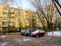 Бабушкинский район, улица Менжинского, дом 24 к.2. многоквартирный дом