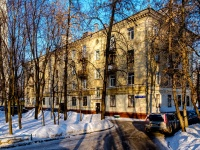 Бабушкинский район, улица Осташковская, дом 5. многоквартирный дом