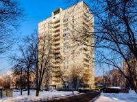 Бабушкинский район, улица Осташковская, дом 7 к.1. многоквартирный дом