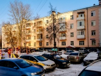 Бабушкинский район, улица Осташковская, дом 9 к.1. многоквартирный дом
