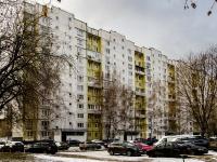 Бабушкинский район, проезд Олонецкий, дом 4. многоквартирный дом
