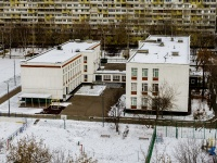 Бабушкинский район, проезд Олонецкий, дом 6. школа №1095