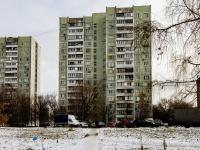 Бабушкинский район, проезд Олонецкий, дом 8. многоквартирный дом
