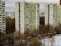 Бабушкинский район, проезд Олонецкий, дом 10. многоквартирный дом