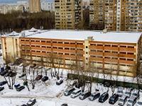 Бабушкинский район, проезд Олонецкий, дом 14 к.1. гараж / автостоянка