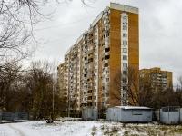 Бабушкинский район, проезд Олонецкий, дом 18 к.1. многоквартирный дом