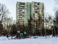 Бабушкинский район, улица Печорская, дом 5. многоквартирный дом