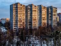 Бабушкинский район, улица Печорская, дом 11. многоквартирный дом