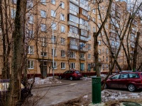Бабушкинский район, улица Печорская, дом 14. многоквартирный дом