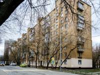 Бабушкинский район, улица Староватутинский, дом 1. многоквартирный дом