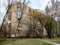 Бабушкинский район, улица Староватутинский, дом 3. многоквартирный дом