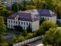 Бабушкинский район, улица Староватутинский, дом 4. здание на реконструкции
