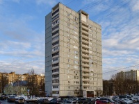 Бабушкинский район, улица Староватутинский, дом 7. здание на реконструкции