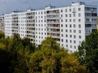 Бабушкинский район, улица Староватутинский, дом 13. многоквартирный дом