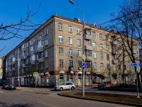 Бутырский район, улица Гончарова, дом 6. многоквартирный дом