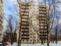 Бутырский район, улица Гончарова, дом 7. многоквартирный дом