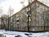 Бутырский район, улица Гончарова, дом 7А. многоквартирный дом