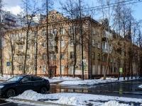 Бутырский район, улица Гончарова, дом 13. многоквартирный дом