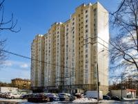 Бутырский район, Гончарова ул, дом 15