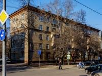 Бутырский район, улица Гончарова, дом 17 к.4. многоквартирный дом