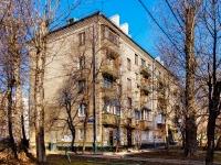 Бутырский район, улица Добролюбова, дом 11А. многоквартирный дом