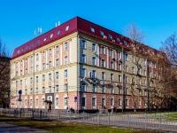 Бутырский район, улица Добролюбова, дом 16 к.1. офисное здание