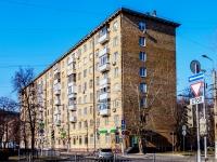 Бутырский район, улица Добролюбова, дом 18. многоквартирный дом
