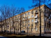 Бутырский район, улица Добролюбова, дом 19. многоквартирный дом