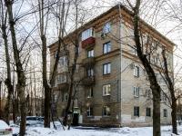 Бутырский район, улица Добролюбова, дом 19А. многоквартирный дом