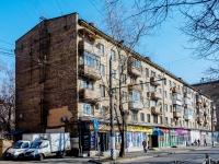 Бутырский район, улица Добролюбова, дом 20. многоквартирный дом