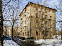 Бутырский район, улица Добролюбова, дом 21. многоквартирный дом