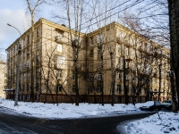 Бутырский район, улица Добролюбова, дом 21А к.Б. многоквартирный дом
