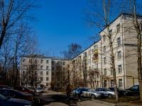 Бутырский район, улица Добролюбова, дом 23. многоквартирный дом