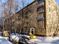 ,  , house 6А к.1. 公寓楼