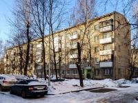 ,  , house 6А к.2. 公寓楼