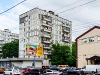 ,  , house 8 к.1. Apartment house