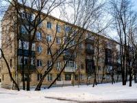 Бутырский район, улица Фонвизина, дом 2/14. многоквартирный дом