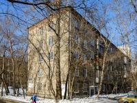 Бутырский район, улица Фонвизина, дом 4А. многоквартирный дом