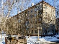 Бутырский район, улица Фонвизина, дом 4Б. многоквартирный дом