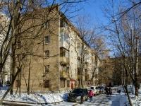 Бутырский район, улица Фонвизина, дом 6. многоквартирный дом