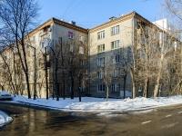 Бутырский район, улица Фонвизина, дом 6Б. многоквартирный дом