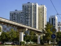 Бутырский район, улица Фонвизина, дом 7. многоквартирный дом