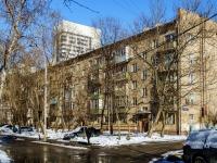Бутырский район, улица Фонвизина, дом 8. многоквартирный дом