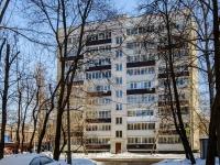 Бутырский район, улица Фонвизина, дом 8Б. многоквартирный дом