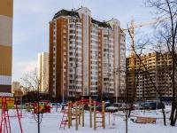 Бутырский район, улица Фонвизина, дом 9 к.1. многоквартирный дом
