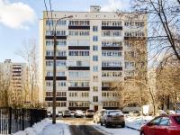 Бутырский район, улица Фонвизина, дом 10А. многоквартирный дом